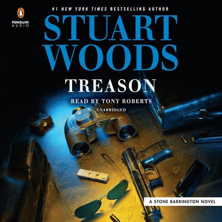 Treason book cover