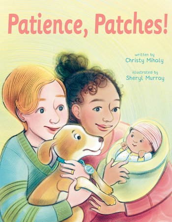 Patience, Patches!