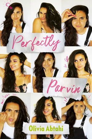 Cover image for Perfectly Parvin