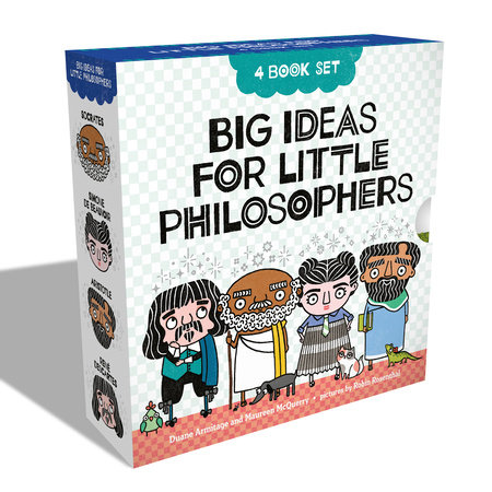 Big Ideas for Little Philosophers Box Set