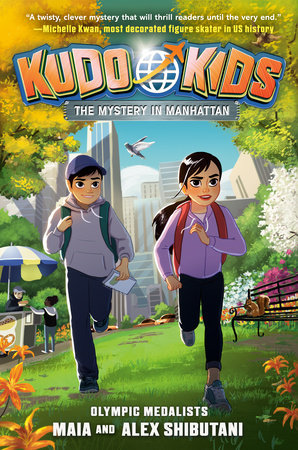 Kudo Kids: The Mystery in Manhattan