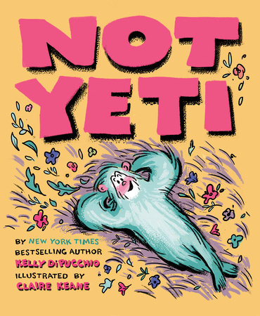 Cover image for Not Yeti
