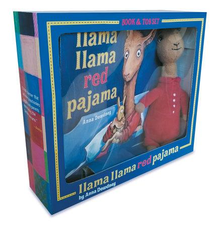 Llama Llama Red Pajama Book and Plush