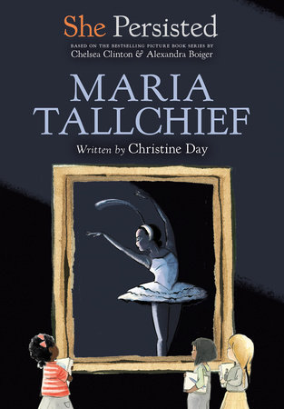 She Persisted: Maria Tallchief