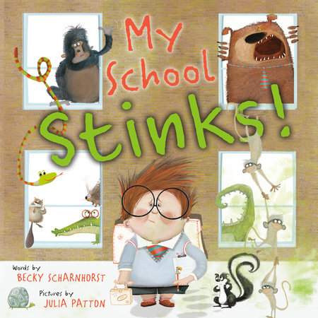 My School Stinks!