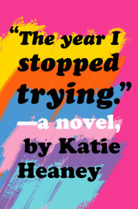 Cover of The Year I Stopped Trying