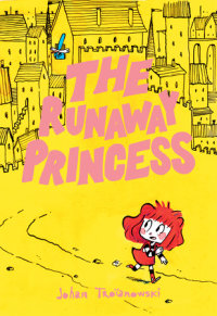Cover of The Runaway Princess cover