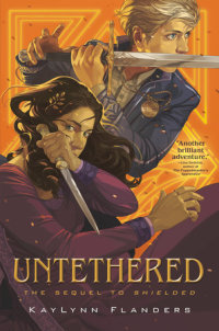 Book cover for Untethered