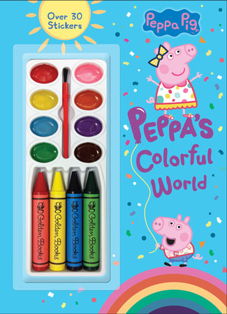 Peppa's Colorful World (Peppa Pig)