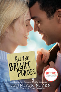 Book cover for All the Bright Places Movie Tie-In Edition