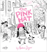 Book cover for The Pink Hat