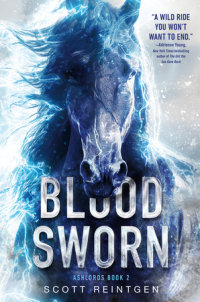 Cover of Bloodsworn cover