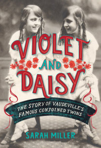 Book cover for Violet and Daisy