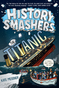 Book cover for History Smashers: The Titanic