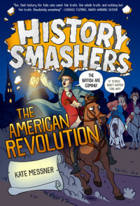 Cover of History Smashers: The American Revolution cover