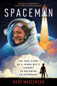 Book cover for Spaceman (Adapted for Young Readers)