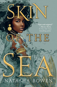 Cover of Skin of the Sea cover