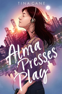Book cover for Alma Presses Play