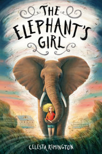 Book cover for The Elephant\'s Girl