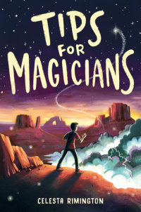 Book cover for Tips for Magicians