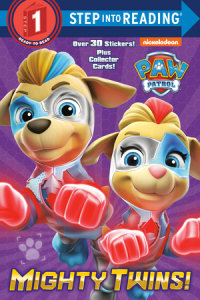 Cover of Mighty Twins! (PAW Patrol)