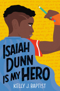 Cover of Isaiah Dunn Is My Hero cover