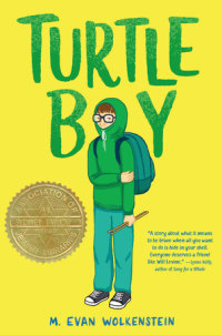 Cover of Turtle Boy cover