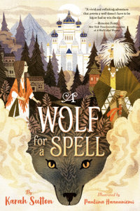 Cover of A Wolf for a Spell
