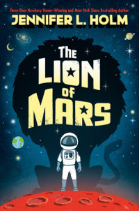 Cover of The Lion of Mars cover