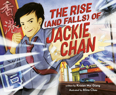 The Rise (and Falls) of Jackie Chan