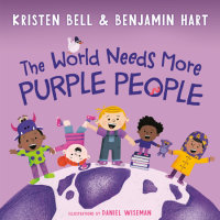 Cover of The World Needs More Purple People cover