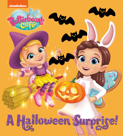 A Halloween Surprise! (Butterbean's Cafe)