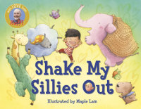 Book cover for Shake My Sillies Out