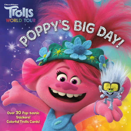 Poppy's Big Day! (DreamWorks Trolls World Tour)