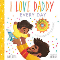 Book cover for I Love Daddy Every Day