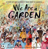 Book cover for We Are a Garden