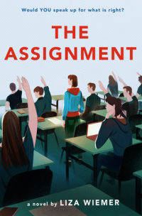 Book cover for The Assignment