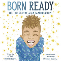 Cover of Born Ready cover