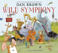 Cover of Wild Symphony cover