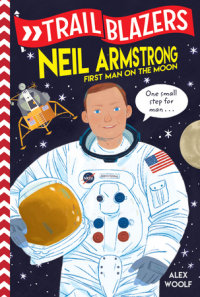 Cover of Trailblazers: Neil Armstrong cover