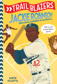 Cover of Trailblazers: Jackie Robinson cover