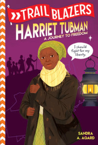 Book cover for Trailblazers: Harriet Tubman