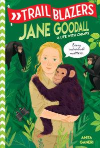 Cover of Trailblazers: Jane Goodall cover