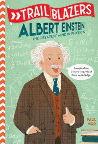 Cover of Trailblazers: Albert Einstein cover