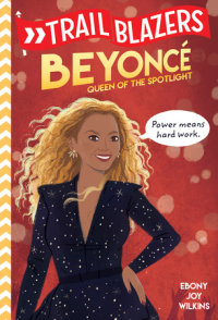 Cover of Trailblazers: Beyoncé cover