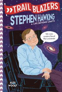 Book cover for Trailblazers: Stephen Hawking