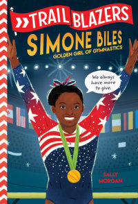 Cover of Trailblazers: Simone Biles cover