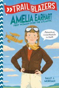 Book cover for Trailblazers: Amelia Earhart
