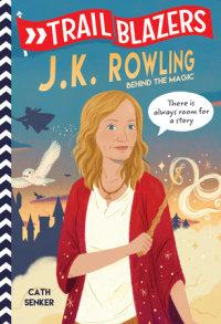 Book cover for Trailblazers: J.K. Rowling