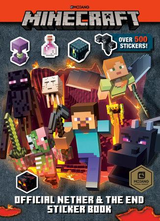 Minecraft Official Aquatic Adventure Sticker Book (Minecraft